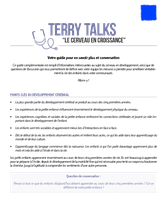 Terry Talks: Le Cerveau en Croissance (Guide de Discussion)